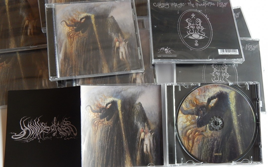 HOWLS OF EBB and BLIZARO CDs out now!