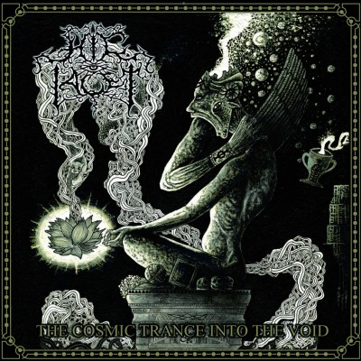 Hic Iacet - The Cosmic Trance Into The Void