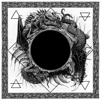 IVR047 - Yysengrin + Black Grail Split - cover