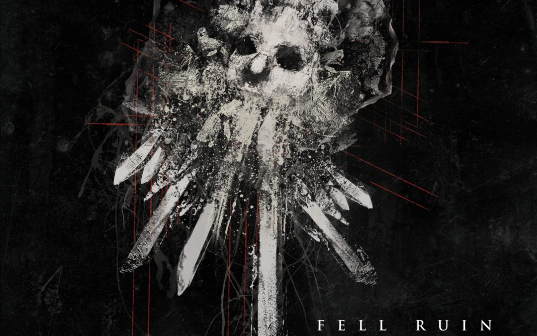No Clean Singing premiering a new song by FELL RUIN