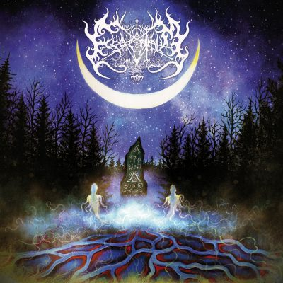 IVR079 ESOCTRILIHUM - Mystic Echo From A Funeral Dimension