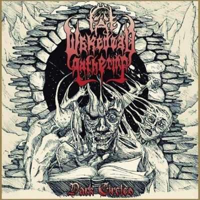 the_wakedead_gathering_dark_circles_cover_with_frame