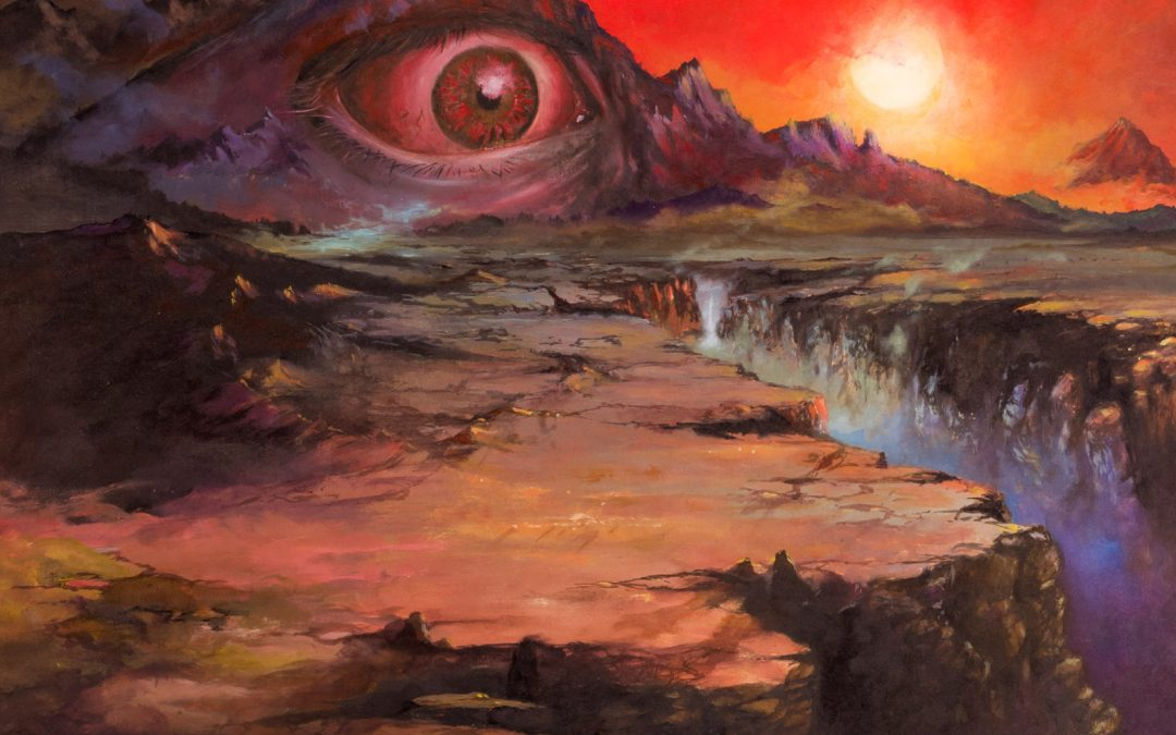 TCHORNOBOG's debut out on July 28th