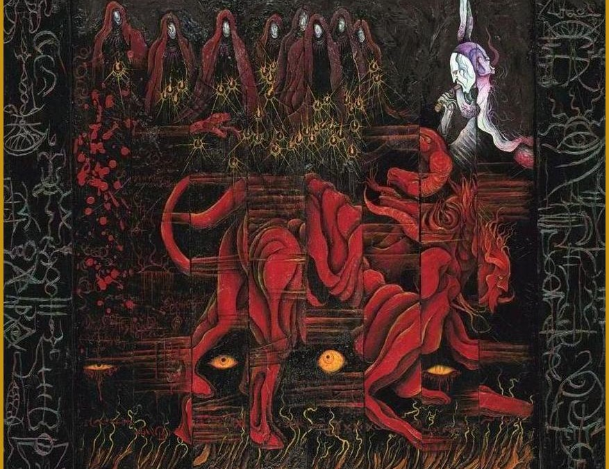 SERPENT ASCENDING – THE ENIGMA UNSETTLED (IVR-007)